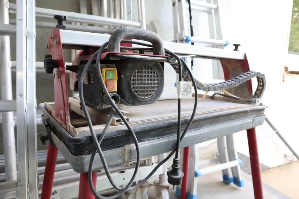 DGUV Vorschrift 3 Maschine
